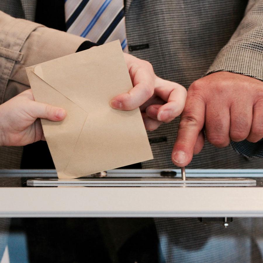 Am 15.03 findet die Bürgermeisterwahl 2020 in Murnau statt