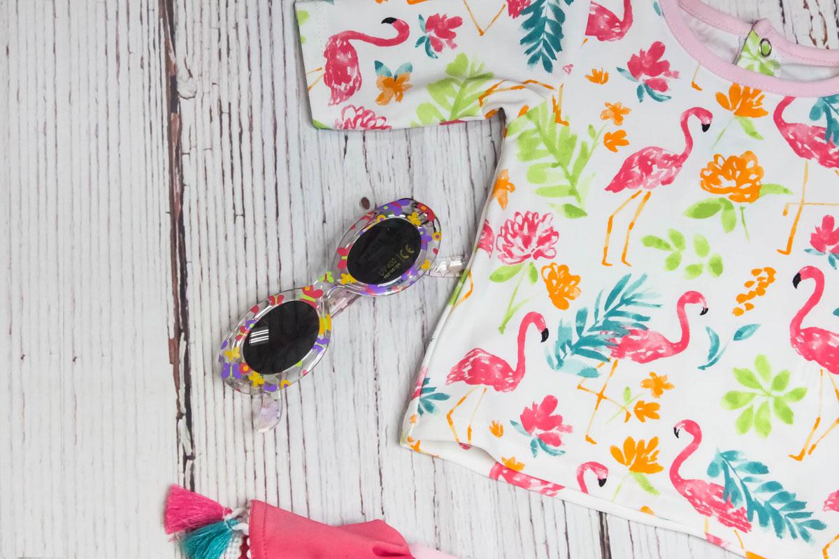 Gebrauchte Kinder Sommerkleidung auf dem Kindersachenbasar in Murnau kaufen